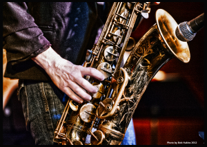 Nancy Wright Sax & Hand