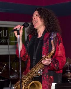 Nancy Wright-Singing